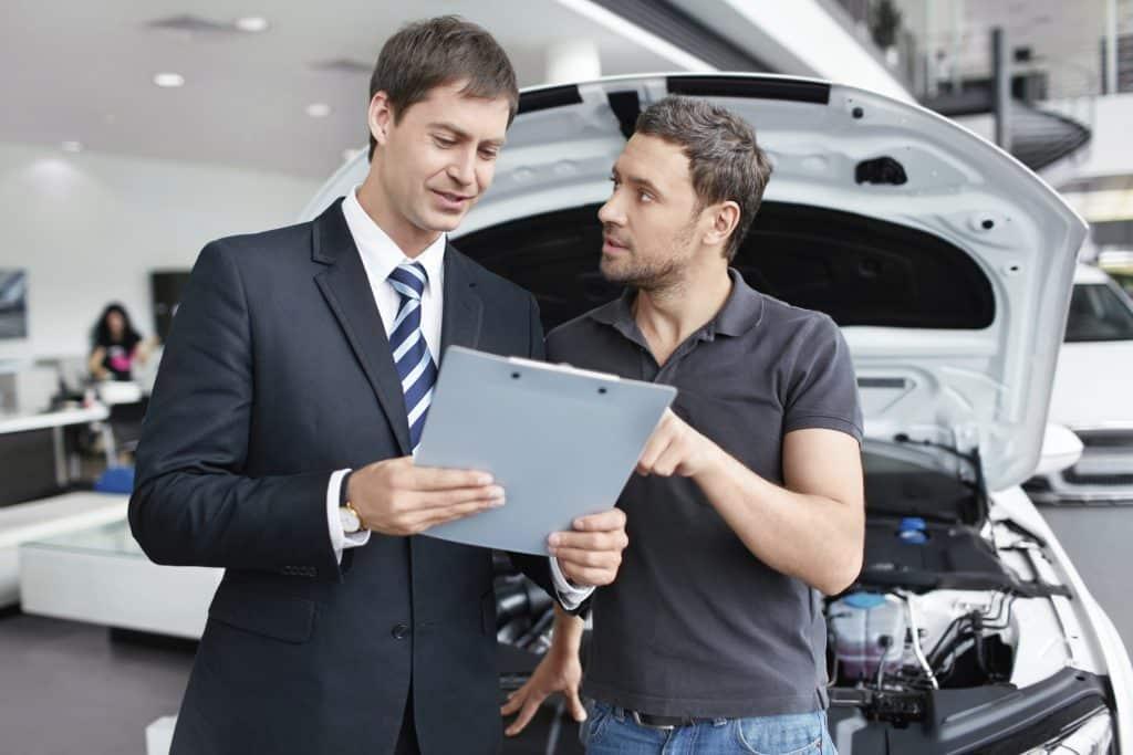 négociation voiture occasion