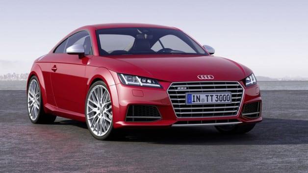 nouvelle Audi TT
