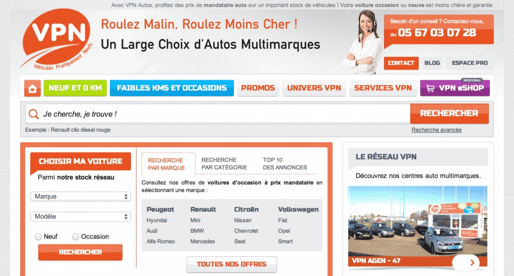 VPN-Autos.fr