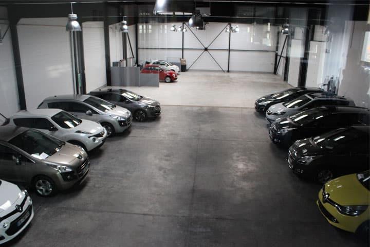 salle livraison Auto-ICI
