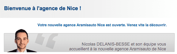 aramisauto ouvre une nouvelle agence nice