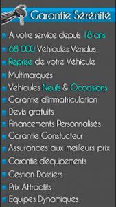 garantie Debard Automobiles