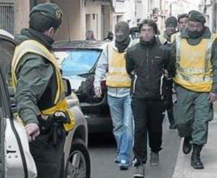 arrestation de mandataires