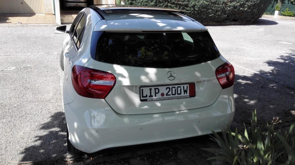 Mercedes Stallion-Motors