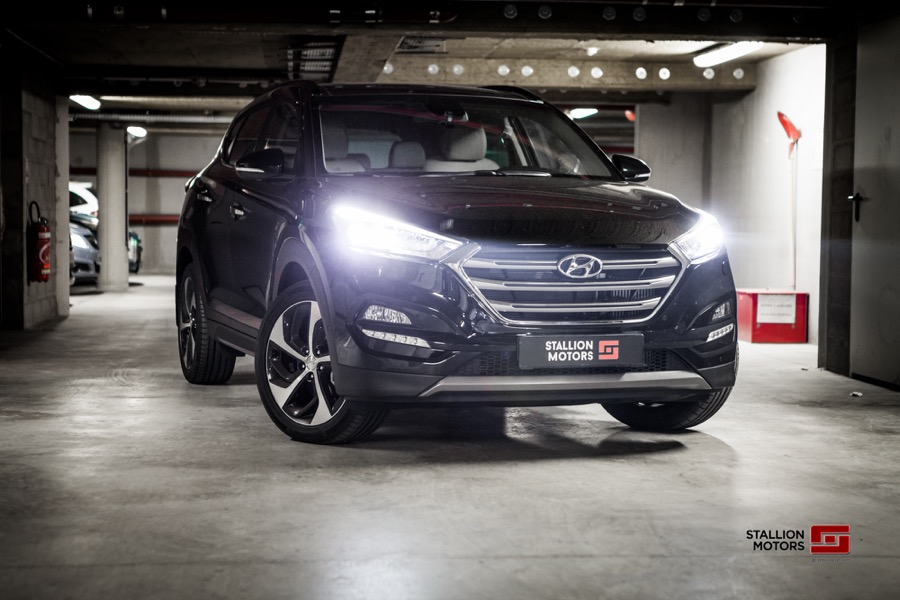 Hyundai Tucson - Stallion Motors