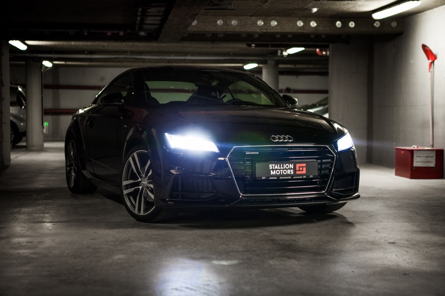 Audi TT Sline - Stallion Motors