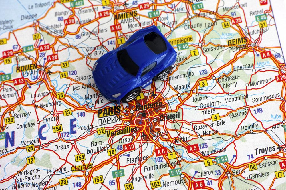 convoyage de véhicules en France
