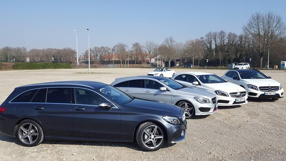 ventes Mercedes