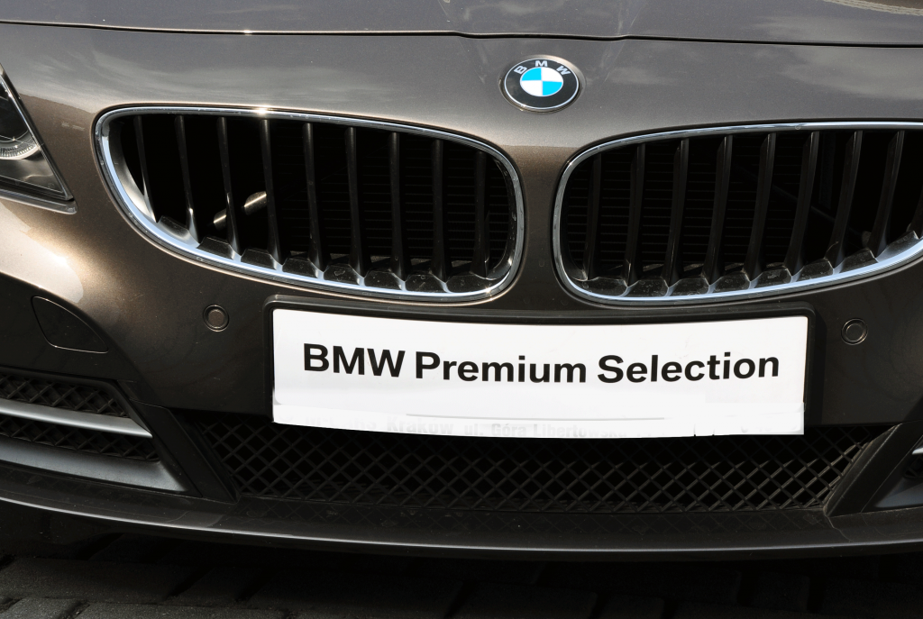 Label BMW Premium Selection