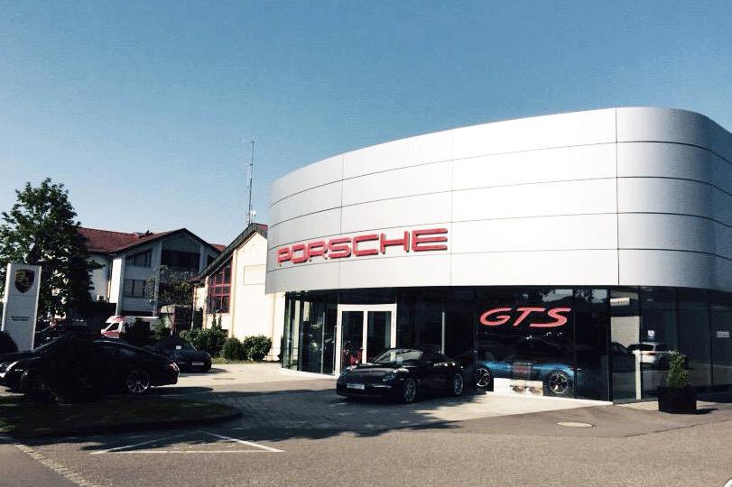 Concession Porsche