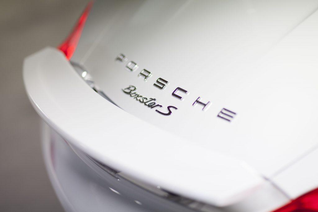 Porsche Boxster allemagne