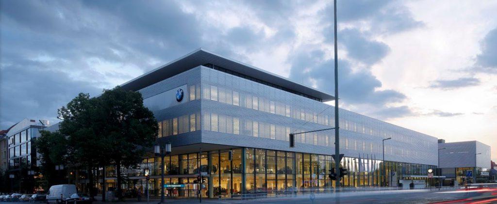 Concession BMW Allemagne