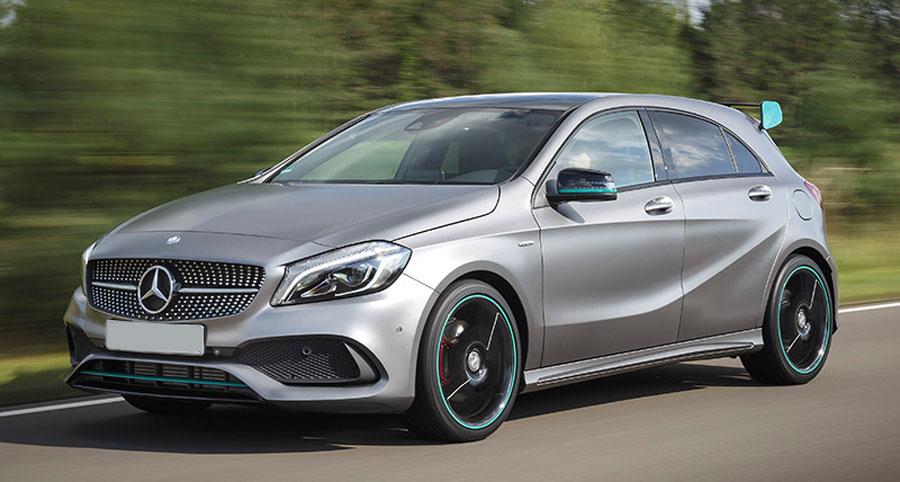Mercedes Classe A venant d'Allemagne