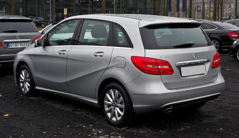 Trouver une Mercedes Classe B moins cher en Allemagne