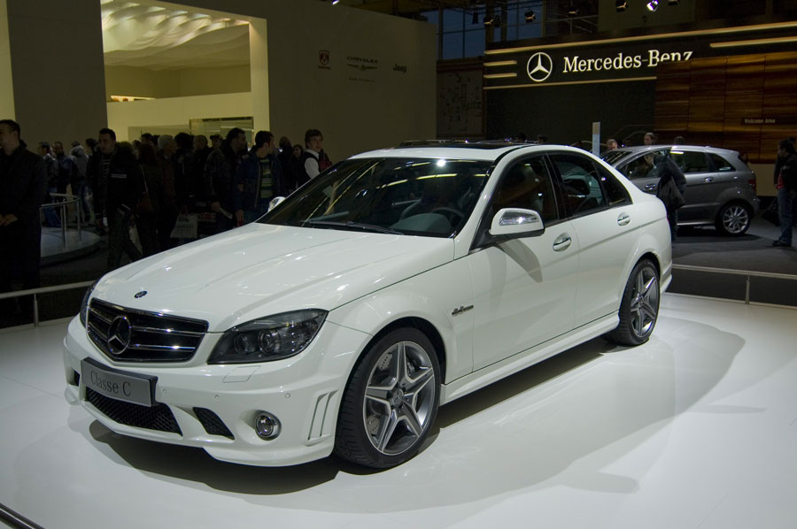 Mercedes Classe C occassion Allemagne