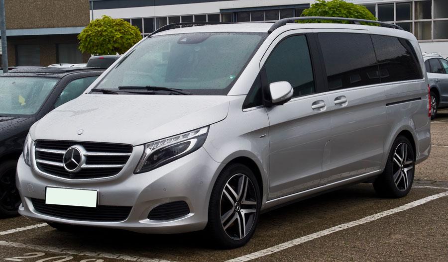 Acheter une Mercedes Classe V en Allemagne