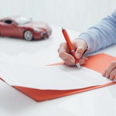 Les étapes d'une déclaration de cession de véhicule