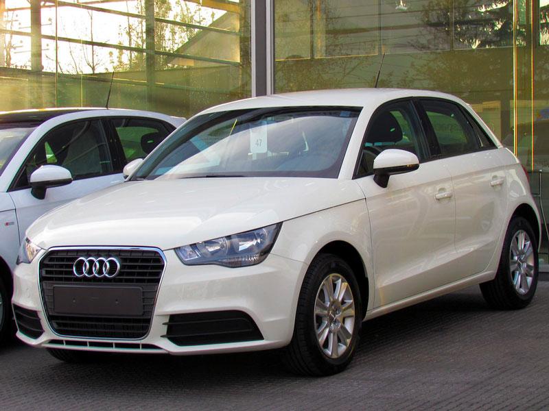 Audi A1 d'occasion venant d'Allemagne