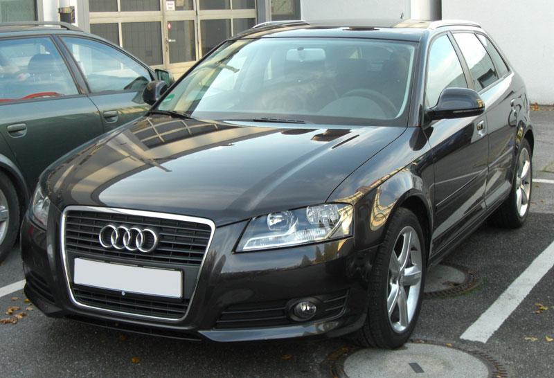 Acheter son Audi A3 Sportback en Allemagne