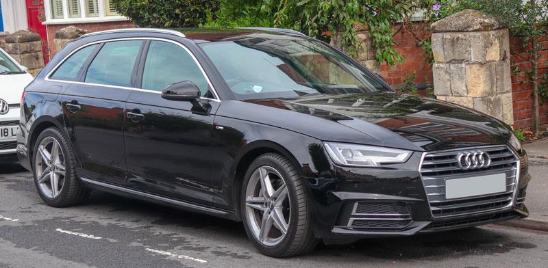 Audi A4 Avant d'occasion d'Allemagne