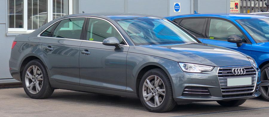 Acheter votre Audi A4 en Allemagne