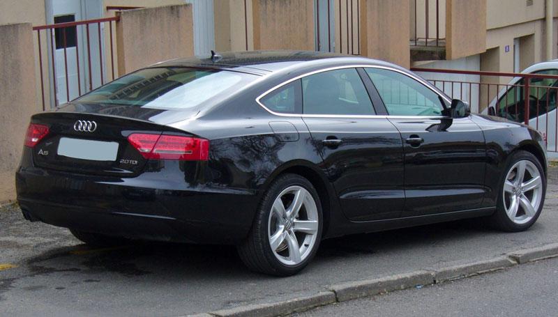 Les critères pour acheter une Audi A5 Sportback en Allemagne