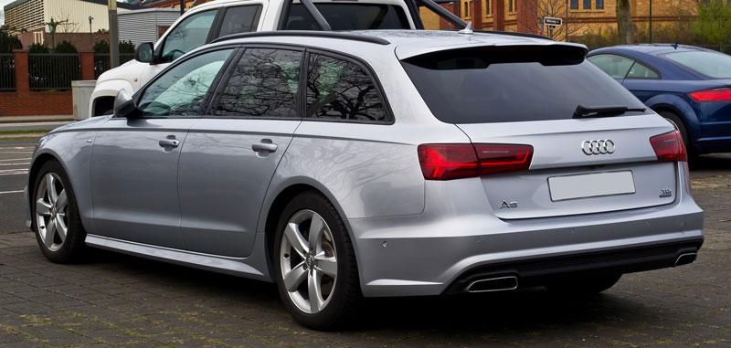 Acheter une Audi A6 Avant en Allemagne