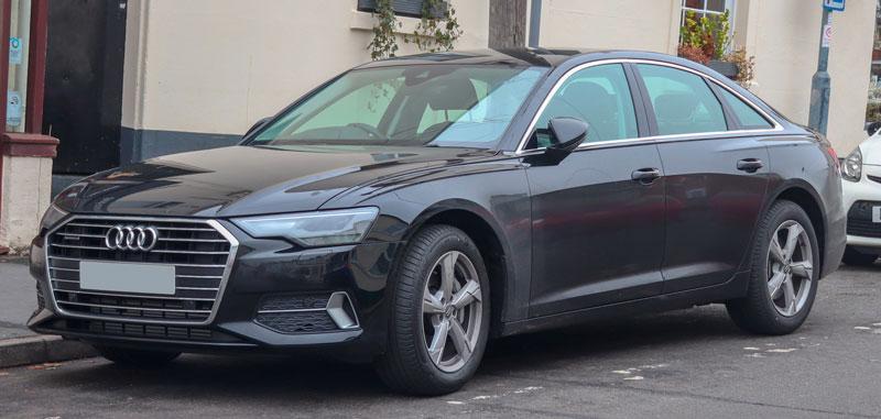 Acheter une Audi A6 d'occasion en Allemagne