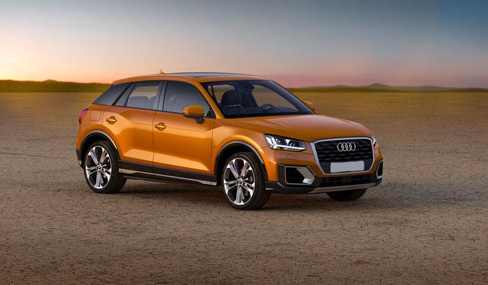 Comment choisir son Audi Q2 en Allemagne ?