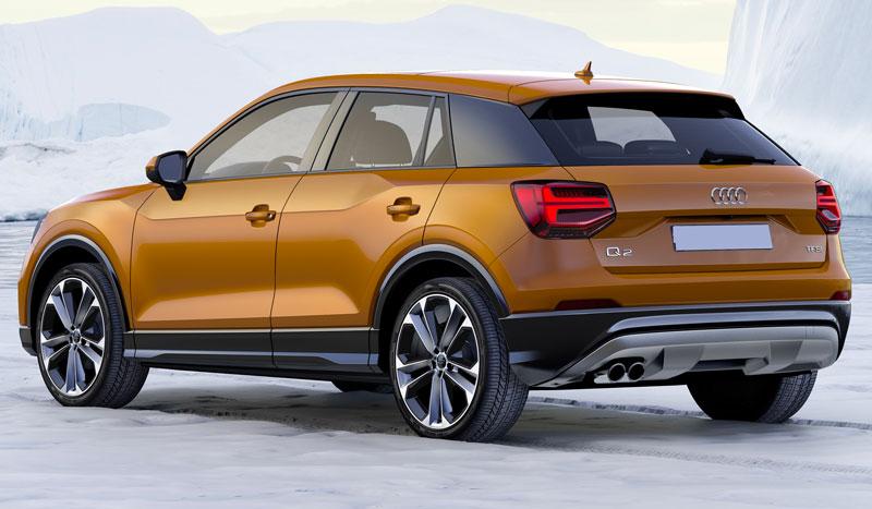 Comment choisir son Audi Q2 ?