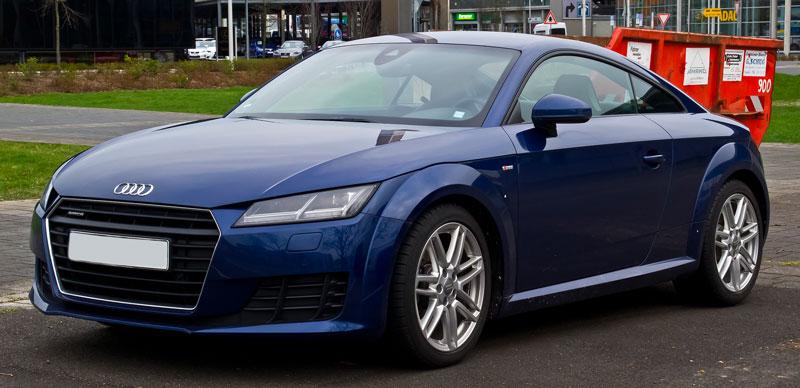 Comment acheter une Audi TT d'occasion en Allemagne ?