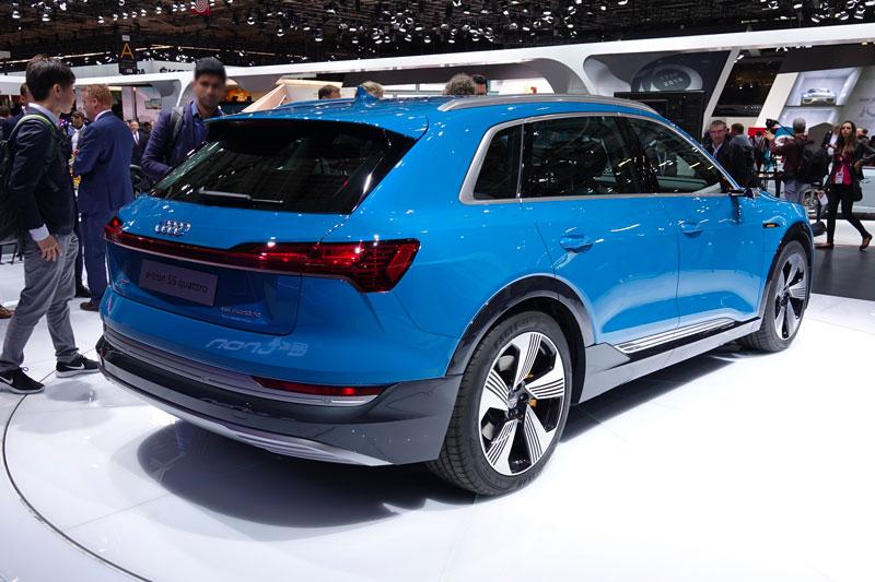 Acheter son Audi E-tron d'occasion en Allemagne