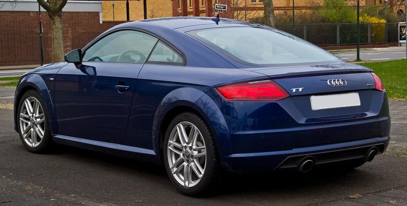 Bien choisir sa Audi TT d'occasion