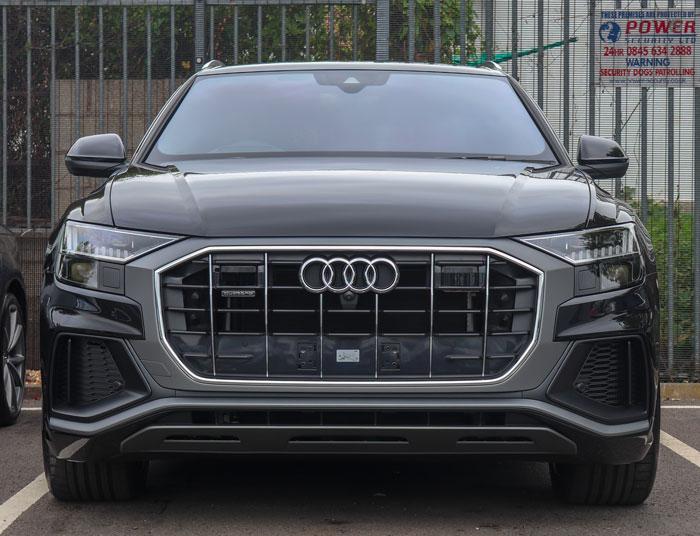 Comment choisir un Audi Q8 d'occasion ?