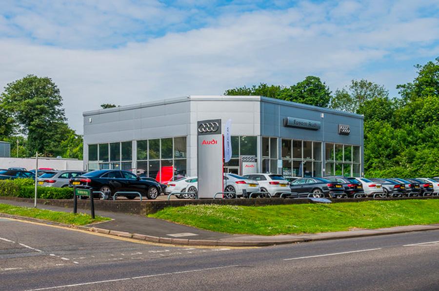 Acheter sa R8 en concession Audi en Allemagne