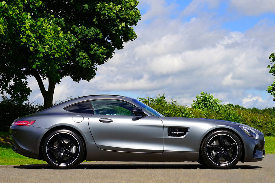Acheter sa Mercedes AMG GT d'occasion