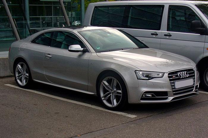 Acheter sa S5 Coupé d'occasion en Allemagne