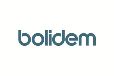 Le logo de la société BOLIDEM